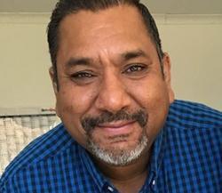 Visham Ramphal , estate agent